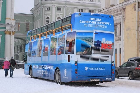 bus st petersbourg